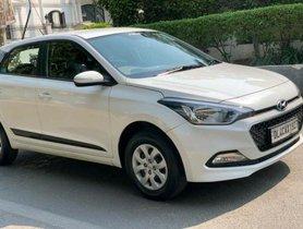 Hyundai Elite i20 1.2 Spotz 2017 MT for sale in New Delhi