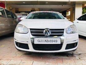 2010 Volkswagen Jetta 2.0 TDI Comfortline MT 2007-2011 for sale in Ahmedabad