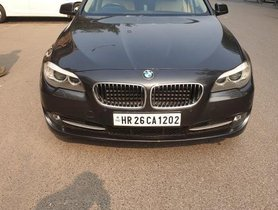 Used 2013 BMW 5 Series AT 2013-2017 for sale in New Delhi