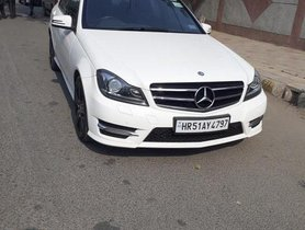 Mercedes Benz C-Class C 220 CDI Celebration Edition AT 2014 for sale in New Delhi