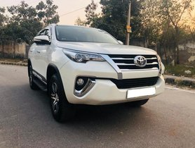 2018 Toyota Fortuner 4x2 AT for sale in New Delhi