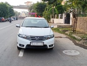 Honda City 2013 V MT Exclusive  for sale in Ahmedabad