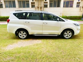 2019 Toyota Innova Crysta 2.8 ZX AT for sale at low price in New Delhi