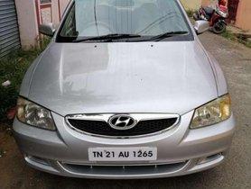 2012 Hyundai Accent MT for sale in Tiruchirappalli at low price