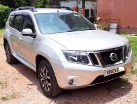 Used Nissan Terrano XL D Plus, 2015, Diesel AT for sale in Kolkata