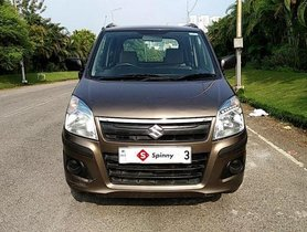 Used Maruti Suzuki Wagon R LXI 2014 MT for sale in Hyderabad
