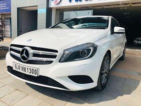 2015 Mercedes Benz A Class AT for sale in Ahmedabad