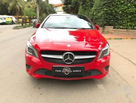 Mercedes Benz A Class 2016 AT for sale in Nagar