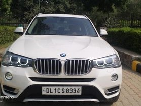 BMW X3 xDrive20d xLine AT 2014 for sale in New Delhi