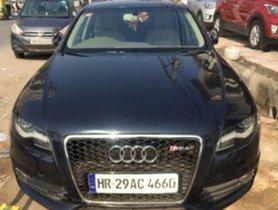 Used Audi A4 2.0 TDI AT 2012 for sale in New Delhi