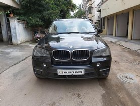 Used BMW X5 xDrive 30d AT 2011 in Hyderabad