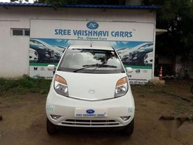 Used Tata Nano Lx 2013 MT for sale in Coimbatore
