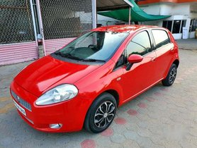 Used Fiat Punto MT for sale in Hyderabad