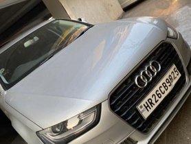 Audi A4 2.0 TDI MT 2013 for sale in New Delhi
