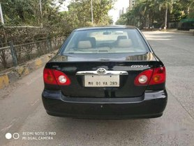 2006 Toyota Corolla MT for sale in Mumbai