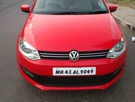 Volkswagen Polo Diesel Comfortline 1.2L 2013 MT for sale in Pune