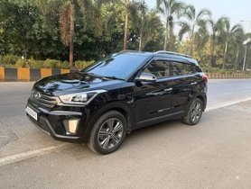 Used Hyundai Creta 1.6 CRDi AT SX Plus 2018 in Mumbai