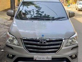 2014 Toyota Innova MT for sale in Nagar