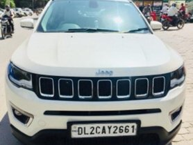 2018 Jeep Compass 1.4 Limited MT for sale in New Delhi