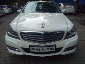 Mercedes-Benz C-Class C 250 CDI Avantgarde AT for sale in Mumbai