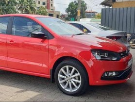 Used Volkswagen Polo GT TSI AT for sale in Kochi at low price