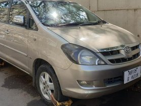 Used 2007 Toyota Innova MT in Mumbai 2004-2011 for sale