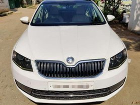 Used Skoda Octavia AT for sale in Coimbatore