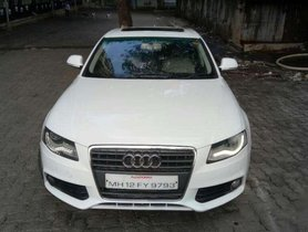 Audi A4 2010 AT for sale in Mumbai