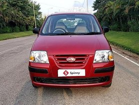Used 2012 Hyundai Santro Xing GLS MT for sale in Hyderabad