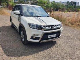 2018 Maruti Suzuki Vitara Brezza ZDi Plus MT in Pune for sale at low price