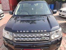 Used 2011 Land Rover Freelander 2 TD4 SE MT for sale in Ahmedabad