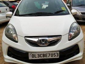 Used Honda Brio S Option MT car at low price in New Delhi