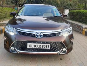 2016 Toyota Camry AT for sale in New Delhi