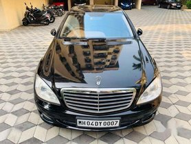 2009 Mercedes Benz S Class AT for sale in Mumbai