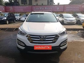 Used Hyundai Santa Fe MT for sale in Goregaon at low price