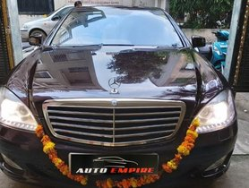 Mercedes-Benz S Class 2005 2013 320 CDI AT for sale in Pune