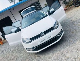 Used Volkswagen Polo MT for sale in Hyderabad at low price