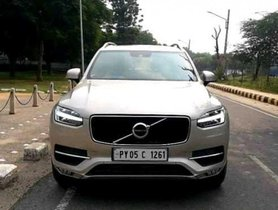 Volvo XC90 D5 Momentum AT 2015 for sale in New Delhi