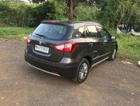 Used Maruti Suzuki S Cross MT car at low price in Nashik