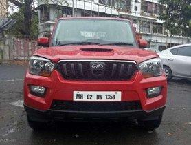 Used Mahindra Scorpio 2015 AT for sale in goregaon