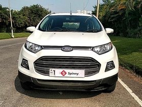Ford EcoSport 1.5 Ti VCT MT Titanium 2017 in Hyderabad