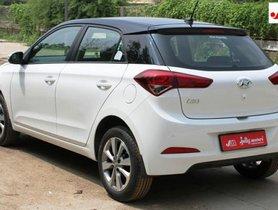 Hyundai Elite i20 Petrol Asta Dual Tone MT for sale in Ahmedabad