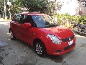 Maruti Suzuki Swift VXI 2007 MT for sale in Hyderabad