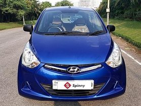 Used 2015 Hyundai Eon Era Plus MT for sale in Hyderabad