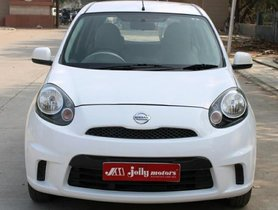 Used Nissan Micra Active XV MT car at low price in Ahmedabad