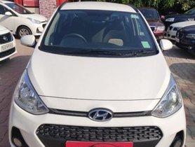 2017 Hyundai i10 Sportz MT for sale in Ahmedabad