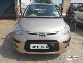 Hyundai i10 Magna 1.1L MT 2008 in Hyderabad