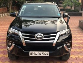 Toyota Fortuner 2.8 2WD MT 2018 for sale in New Delhi