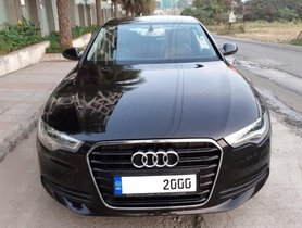 2013 Audi A6 AT in Pune 2011-2015 for sale at low price