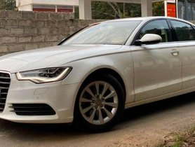 Used Audi A6 AT for sale in Nagar